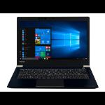 "Toshiba dynabook Portégé X30-E-1GJ Blauw Notebook 33,8 cm (13.3"") 1920 x 1080 Pixels Intel® 8ste generatie Core™ i7 16 GB DDR4-SDRAM 512 GB SSD Windows 10 Pro"