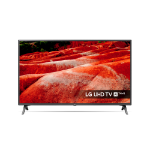 "LG UM7500PLA 109.2 cm (43"") 4K Ultra HD Smart TV Wi-Fi Black"