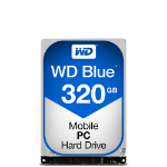 Western Digital Blue PC Mobile 2.5 Zoll 320 GB Serial ATA III