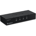 Trendnet TK-422DVK Black KVM switch