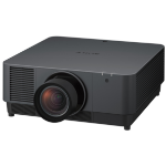 Sony VPL-FHZ91L data projector 9000 ANSI lumens 3LCD WUXGA (1920x1200) Ceiling-mounted projector Black