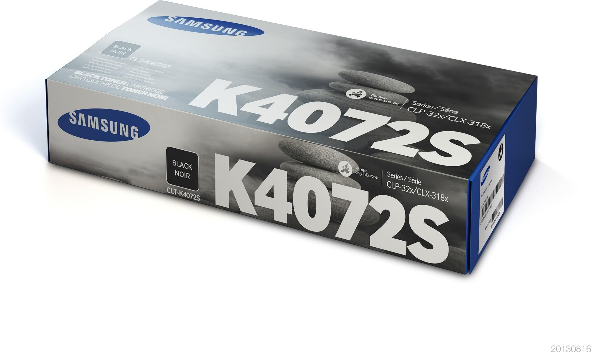 HP SU128A (CLT-K4072S) Toner black, 1.5K pages