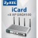 ZyXEL E-ICARD 8 AP UAG4100