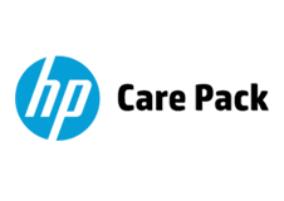 Hewlett Packard Enterprise U7WQ8E extensión de la garantía