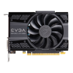 EVGA 04G-P4-6251-KR graphics card GeForce GTX 1050 Ti 4 GB GDDR5