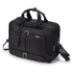 "Dicota Top Traveller Twin PRO 15.6"" Messenger Black"