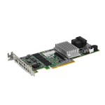 Supermicro AOC-S3108L-H8iR Internal Ethernet 12000 Mbit/s