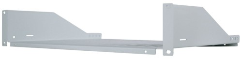 "Intellinet 19"" Cantilever Shelf, 2U, Fixed, Depth 350mm, Grey"