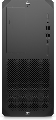 HP Z1 G6 Entry i7-10700 Tower 10th gen Intel® Core™ i7 16 GB DDR4-SDRAM 512 GB SSD Windows 10 Pro for Workstations Workstation Black