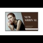 """Benq SL550 Digital signage flat panel 139.7 cm (55"""") LED Full HD Black"""