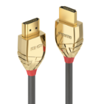 Lindy 37866 HDMI cable 10 m HDMI Type A (Standard) Gold,Grey