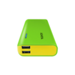 ADATA PT100 Lithium-Ion (Li-Ion) 10000mAh Green power bank