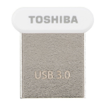 Toshiba TransMemory U364 64GB White 64GB USB 3.0 (3.1 Gen 1) USB Type-A connector White USB flash drive