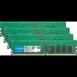 Crucial 64GB (4 x 16GB) DDR4-2666 RDIMM 64GB DDR4 2666MHz ECC memory module