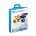 HP Social Media Snapshots Removable Sticky Photo Paper-25 sht/10 x 13 cm Semi-gloss White