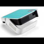 Viewsonic M1 mini Plus data projector Portable projector 120 ANSI lumens LED WVGA (854x480) White