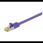 Microconnect 20m Cat7 S/FTP 20m Cat7 S/FTP (S-STP) Purple networking cable