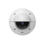 Axis P3346-VE IP security camera Outdoor Dome White