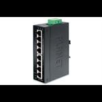Digitus PLANET IP30 Slim type 8-Port Industrial