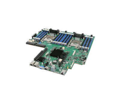 Intel S2600WFT server/workstation motherboard Socket P Intel® C624