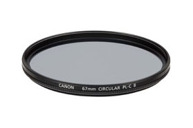 Canon PL-C B Filter 67mm 6.7 cm