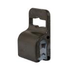 PDC BIG 5710-3050 insignia/pase Portaetiquetas De plástico 100 pieza(s)