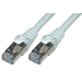 MCL 5m Cat6 F/UTP cable de red F/UTP (FTP) Gris