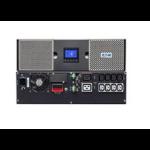 Eaton 9PX3000IRT3U uninterruptible power supply (UPS) Double-conversion (Online) 3000 VA 3000 W 10 AC outlet(s)