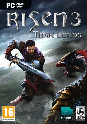 Nexway Act Key/Risen 3 - Titan Lords vídeo juego PC Español