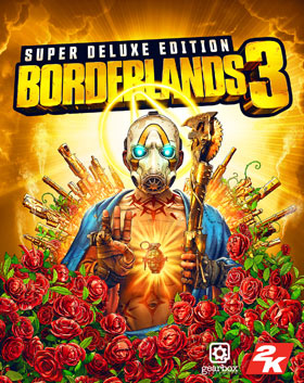 Nexway Borderlands 3 Super Deluxe Edition, PC vídeo juego De lujo