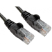 Cables Direct 0.5m Economy 10/100 Networking Cable - Black