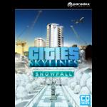 Paradox Interactive Cities: Skylines Snowfall PC/Mac Video game add-on Mac/PC