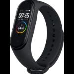 "Xiaomi Mi Smart Band 4 AMOLED 2.41 cm (0.95"") Wristband activity tracker Black"
