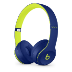Apple Beats Solo3 mobile headset Binaural Head-band Indigo,Lime Wired & Wireless