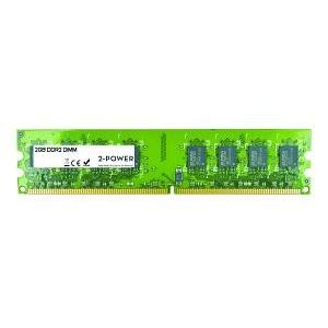 2-Power 2GB DDR2 800MHz DIMM MEM1302A