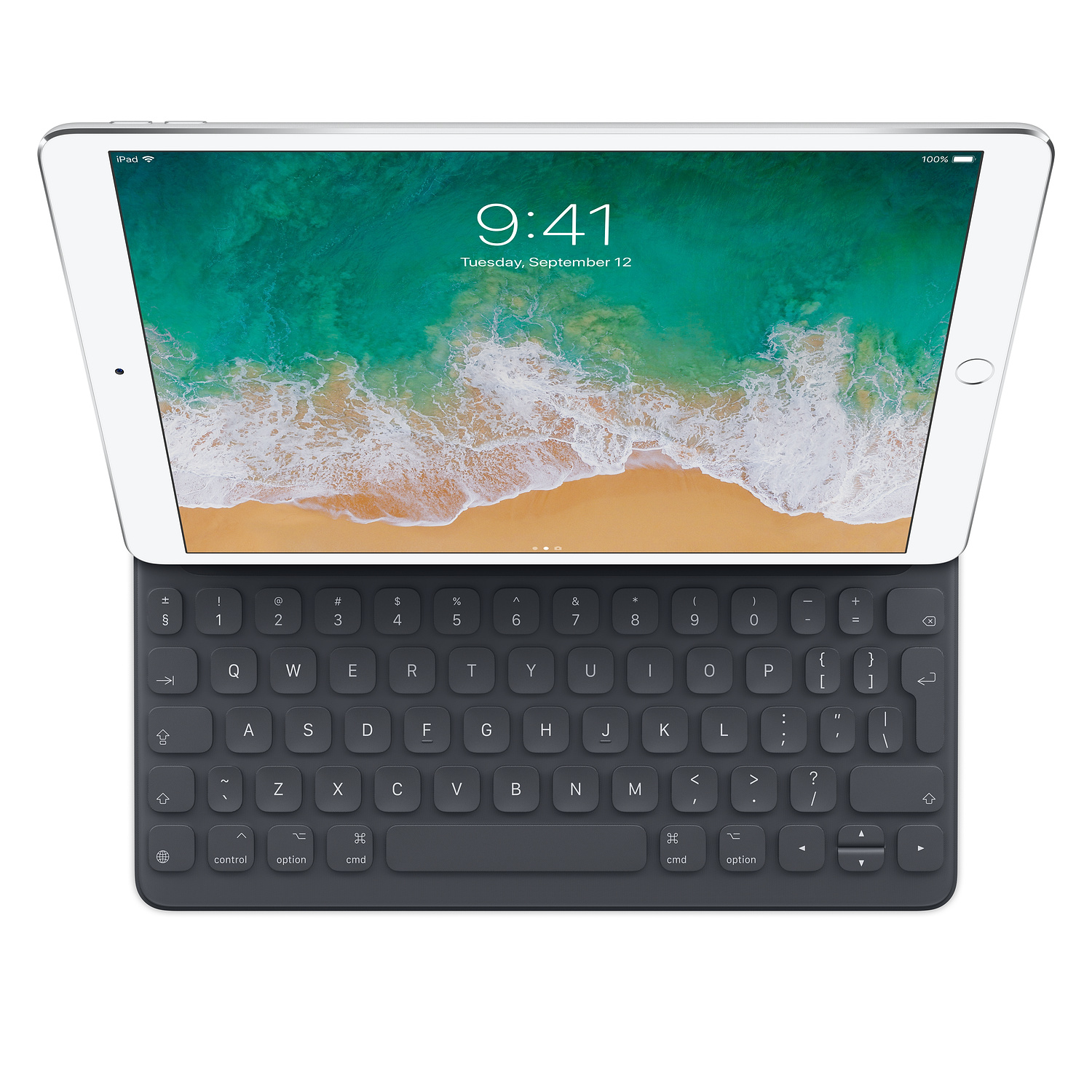 Smart Keyboard For iPad Pro 10.5in - Qwerty-uk
