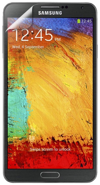 Blautel PRPSN3 protector de pantalla Teléfono móvil/smartphone Samsung 1 pieza(s)