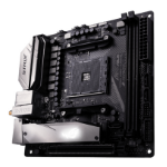 ASUS ROG STRIX X370-I GAMING AMD X370 Socket AM4 Mini ITX