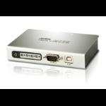Aten UC2324 interface hub Silver