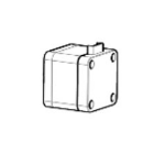 Zebra P1080383-221 printer/scanner spare part Motor 1 pc(s)