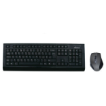 MediaRange MROS104-UK keyboard RF Wireless QWERTY UK English Black,Grey