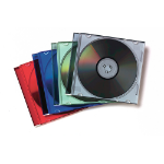 Fellowes 98317 Jewel case 1discs Multicolour