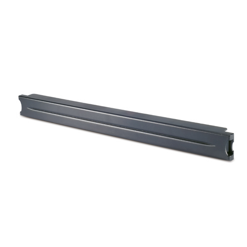 Blanking Panel 1u 19in Modular Toolless Black - Qty 200