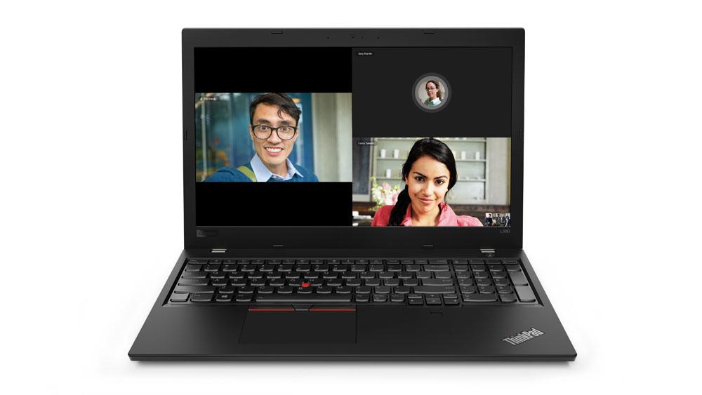 """Lenovo ThinkPad L580 Zwart Notebook 39,6 cm (15.6"""") 1920 x 1080 Pixels Intel® 8ste generatie Core™ i5 i5-8250U 8 GB DDR4-SDRAM 512 GB SSD Windows 10 Pro"""