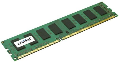Crucial 16GB (8GBx2) PC3-14900 memory module DDR3 1866 MHz