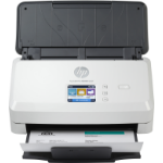 HP Scanjet Pro N4000 snw1 600 x 600 DPI Sheet-fed scanner Black, White A4