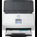HP Scanjet Pro N4000 snw1 600 x 600 DPI Escáner alimentado con hojas Negro, Blanco A4