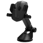 Spigen Kuel AP12T Mobiele telefoon/Smartphone Zwart Passieve houder