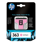 HP C8775EE (363) Ink cartridge bright magenta, 230 pages, 6ml