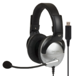 Koss SB45 USB Headset Head-band Black,Silver